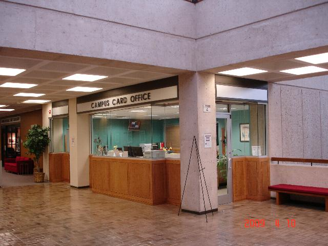 brown card office